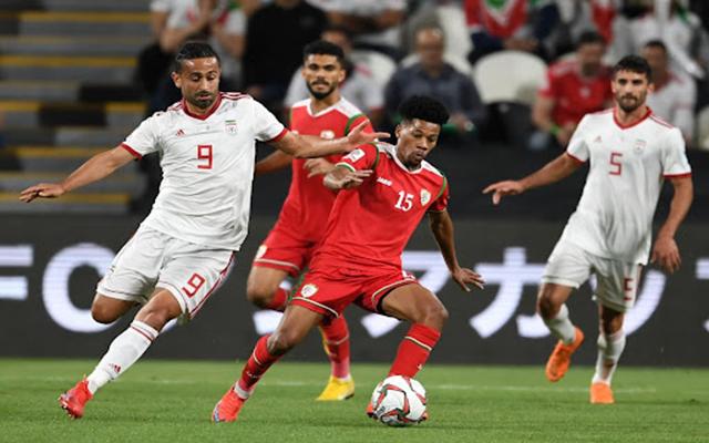 Jameel Al-Yahmadi (No.15) - tài năng đáng chú ý nhất của đội tuyển Oman
