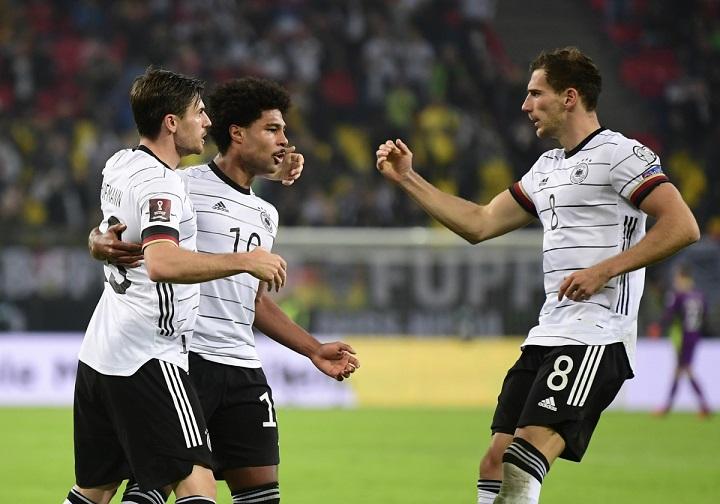 Đức với quyết tâm rất cao