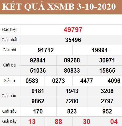 kqxsmb 3/10/2020