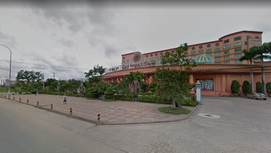 Hình ảnh ảm đạm tại 1 casino mộc bài trước đây thường đông đúc người Việt sang chơi