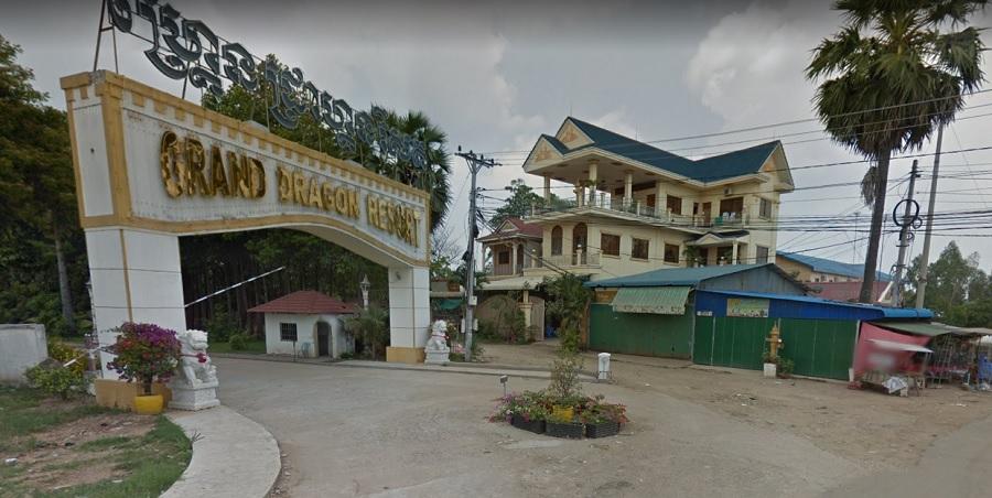 1 resort kết hợp casino vắng lạnh gần của khẩu An giang