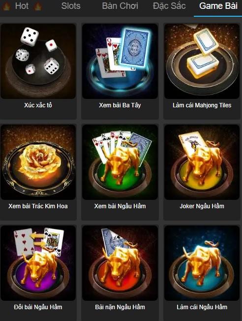 game bài 3d kubet vn
