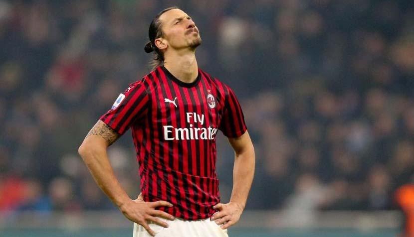 soi kèo AC Milan vs Celtic 4-12-2020 :  Ibrahimovic có thể sẽ không tham dự trận đấu này