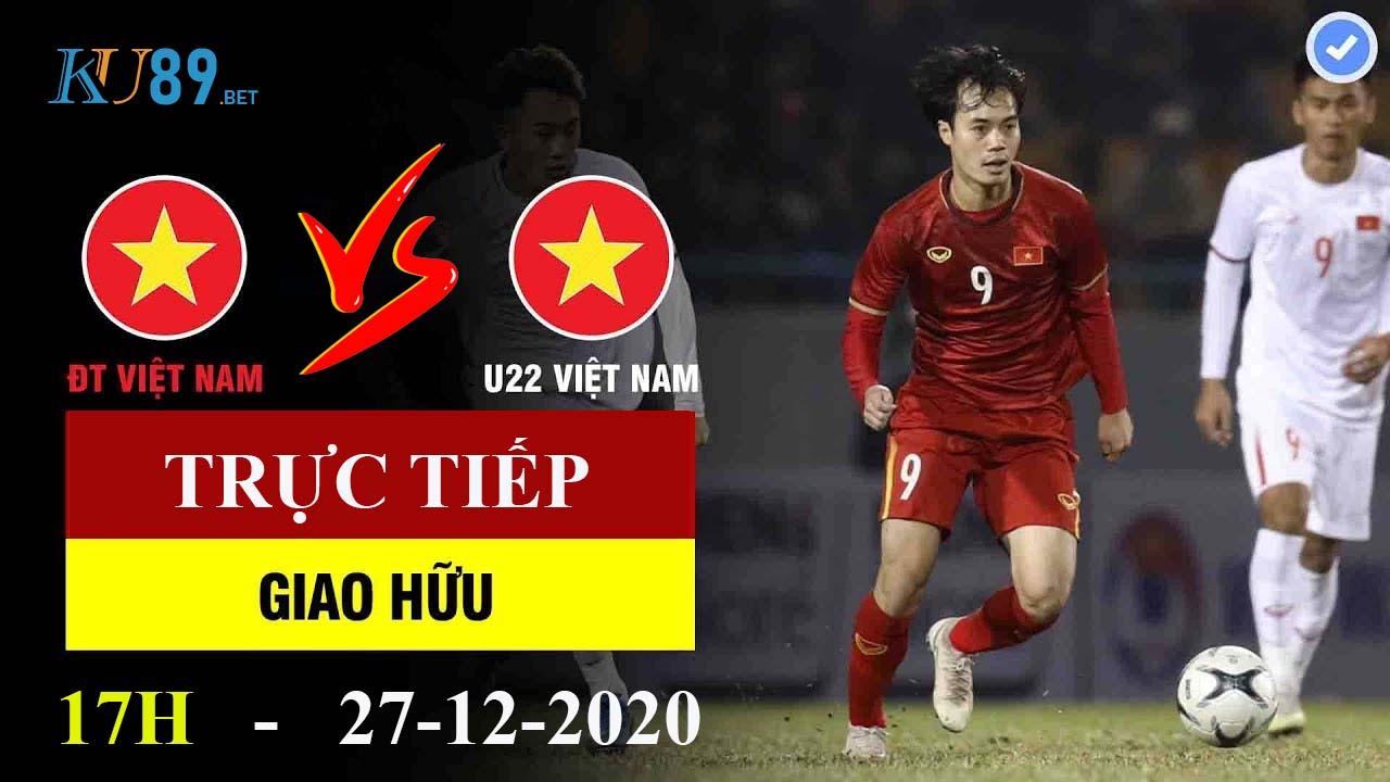 xem trực tiếp bóng đá DTQG việt nam vs U2 Việt Nam