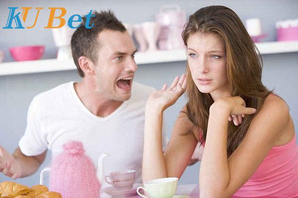cãi nhau với chồng