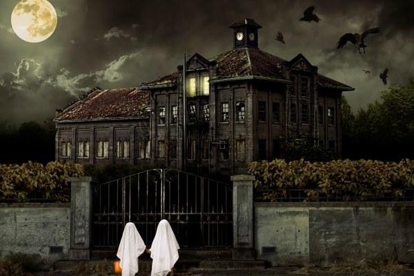 Giấc mơ ngôi nhà ma ám