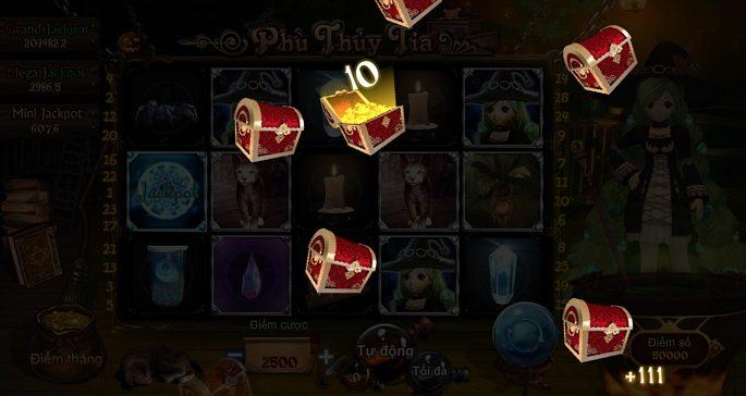 Chiếc hộp bí ẩn trong game Ngũ Phúc Lâm Môn
