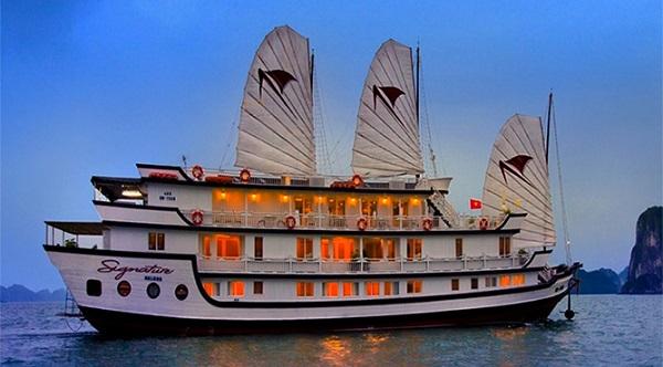 Mơ thấy con tàu trên biển