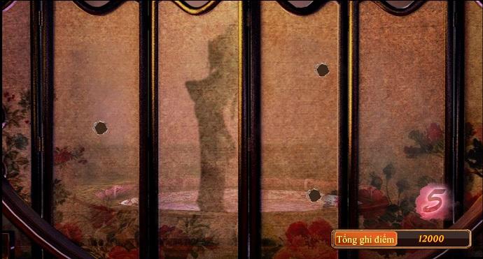 Giao diện game tổng điểm Kim Bình Mai