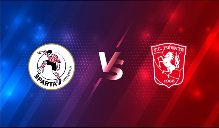 Sparta Rotterdam vs Twente