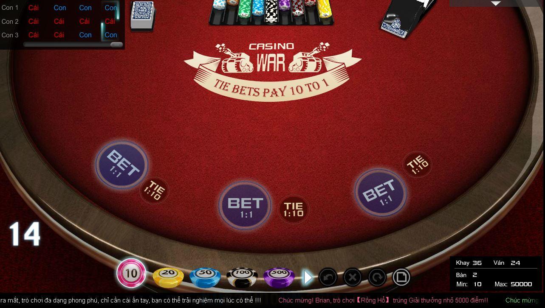 Casino Wars