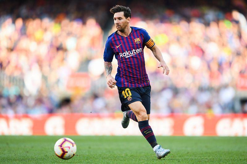 Messi sẽ tham gia trận đấu này