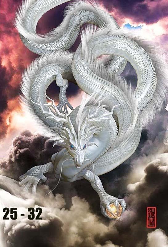 số lô đề con rồng trắng