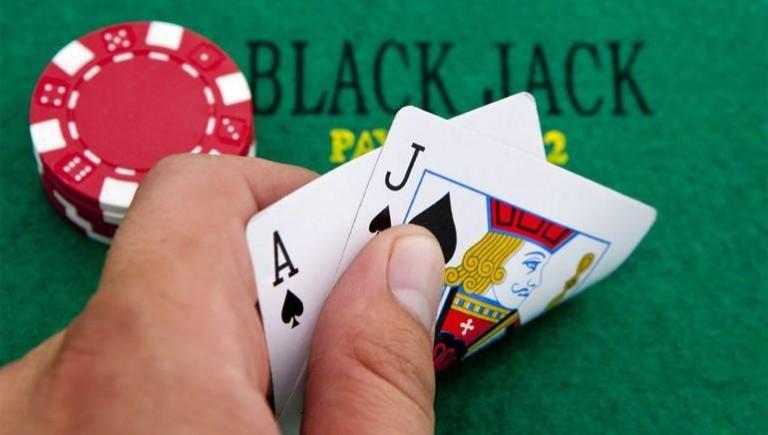 game bài xì dách - Black Jack