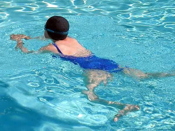 Mỗi giấc mơ bơi lội tượng trưng cho một sự kiện trong cuộc sống của bạn