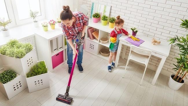 Mỗi giấc mơ dọn dẹp nhà cửa sẽ mang một con số may mắn khác nhau