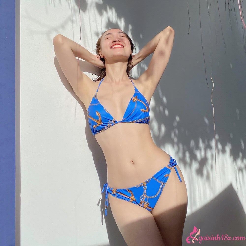 Bộ ảnh bikini của Lan Ngọc