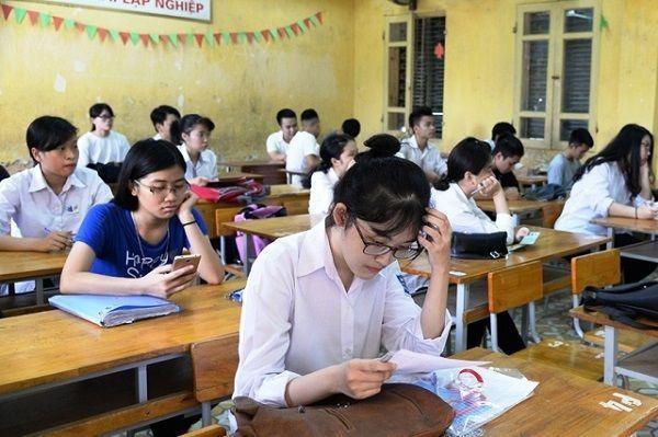 Mơ ước về thành tích kém trong các kỳ thi