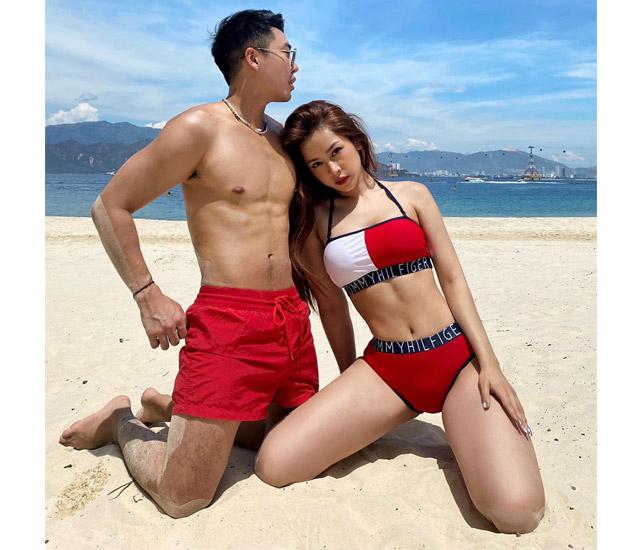 """anh nude chi pu khoe mu - Chi Pu khoe body nóng bỏng bên Hoàng Ku - người bạn thân kiêm thợ chụp ảnh """"xịn xò"""" của Chi Pu"""