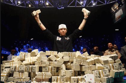 Giành giải thưởng sòng bạc trực tuyến