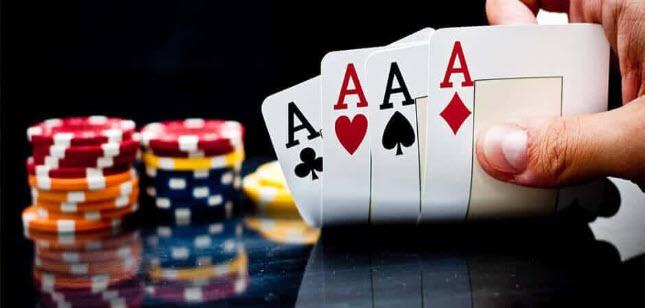 Số lượng người chơi được chỉ định trong hướng dẫn poker
