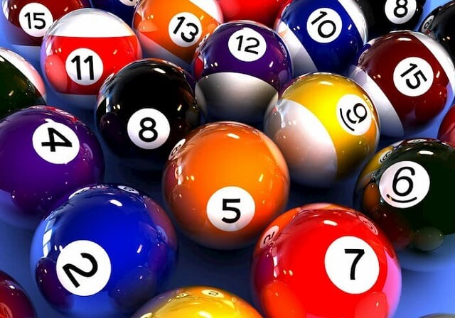 Xổ số dựa trên các quả bóng giải đặc biệt