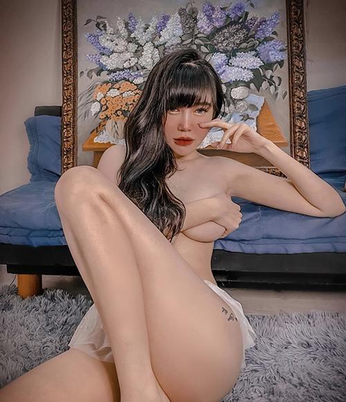 Elly Trần chuộng mặc đồ thiếu vải - 8