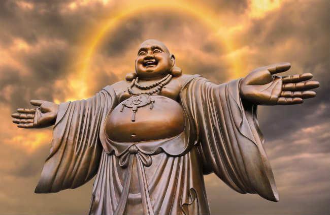 Trở thành một vị Phật thường là một giấc mơ tốt