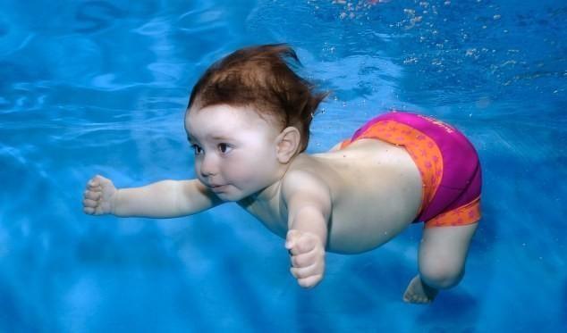 Giấc mơ thấy bơi lội mang lại nhiều điều may mắn