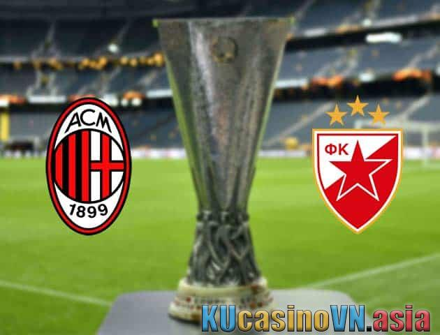 AC Milan vs FK Crvena Zvezda, ngày 26 tháng 2 năm 2021 - Cúp C2 châu Âu
