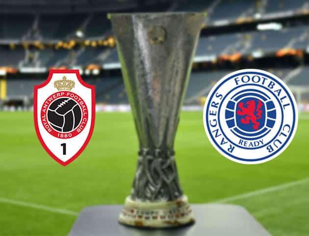 Vào ngày 19 tháng 2 năm 2021, Antwerp vs. Rangers-Cúp C2 châu Âu