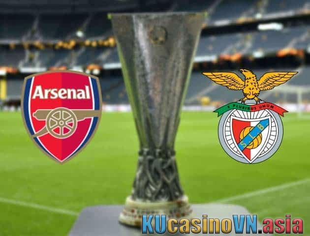 Kèo Arsenal vs Benfica, ngày 26/02/2021 - Cúp C2 châu Âu