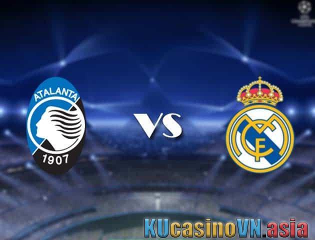 Atalanta vs Real Madrid-Cúp C1 châu Âu ngày 25 tháng 2 năm 2021