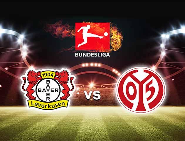 Bayer Leverkusen vs Mainz 05/1/22/21-Bóng đá quốc gia Đức [Bundesliga]