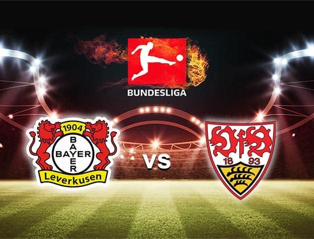 Leverkusen vs Stuttgart, ngày 6 tháng 2 năm 2021-Bóng đá quốc gia Đức [Bundesliga]