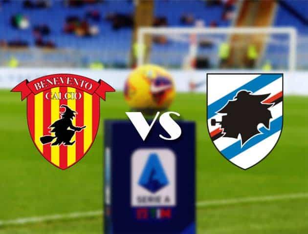Benevento vs Sampdoria, 021/2/7/2-Nhà vô địch quốc gia Ý [Serie A]