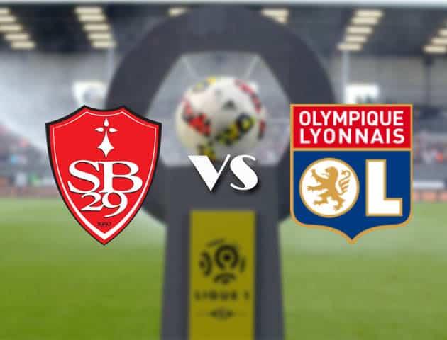 Brest vs Lyon, ngày 20 tháng 2 năm 2021-Giải VĐQG Pháp [Ligue 1]