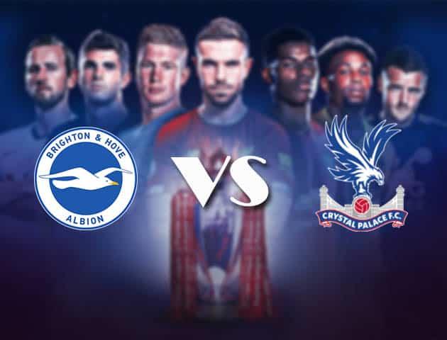 Brighton vs Crystal Palace (21/02/2) -Premier League