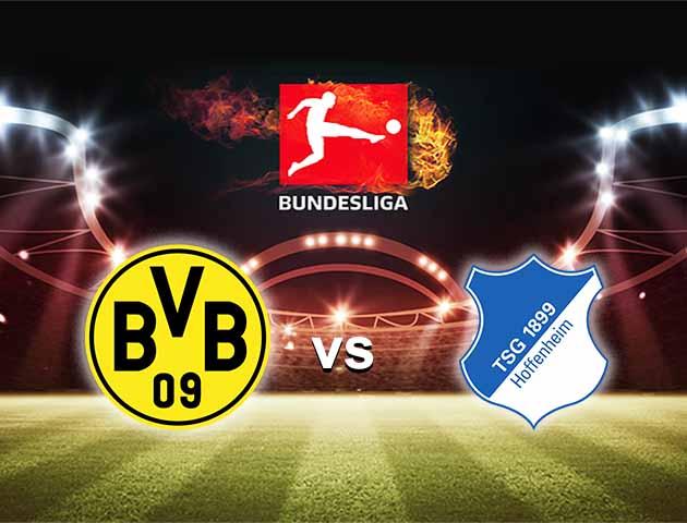 Dortmund vs Hoffenheim-VĐQG Đức ngày 13/02/2021 [Bundesliga]
