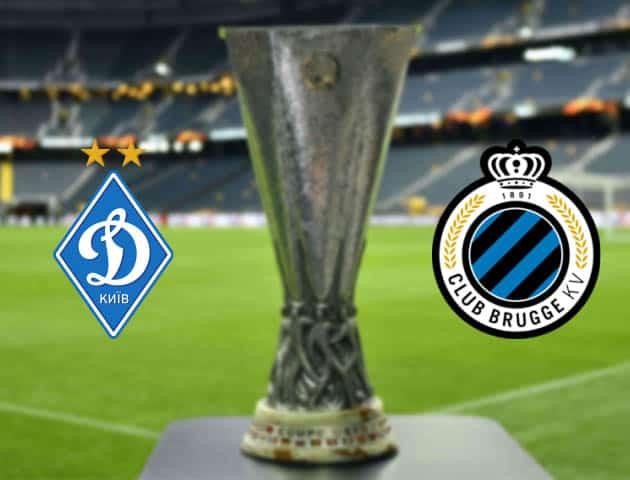Dynamo Kyiv vs Club Brugge, ngày 19 tháng 2 năm 2021-Cúp C2 châu Âu