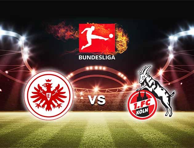 Frankfurt Frankfurt vs Koln Football Club, 14/2/2021-Giải VĐQG Đức [Bundesliga]