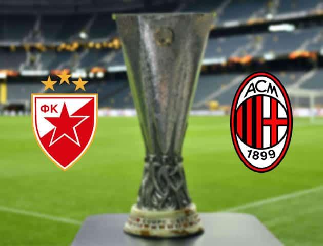 Vào ngày 19 tháng 2 năm 2021, Fred Kluvina Zvezda vs AC Milan-Cúp C2 châu Âu