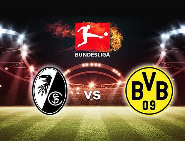 Tỷ lệ cược Freiburg v Dortmund ngày 6 tháng 2 năm 2021-Giải VĐQG Đức [Bundesliga]