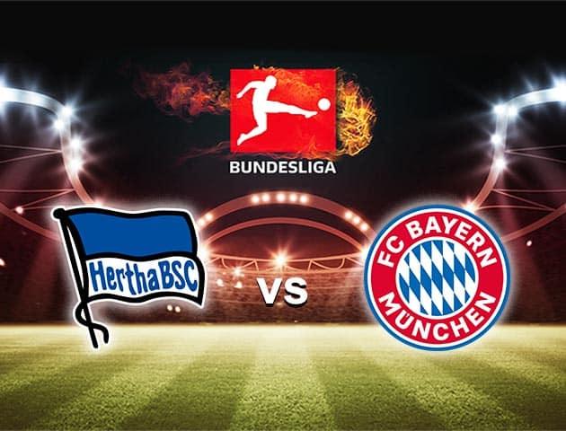 Hertha Berlin vs Bayern Munich, ngày 6 tháng 2 năm 2021-Giải VĐQG Đức [Bundesliga]
