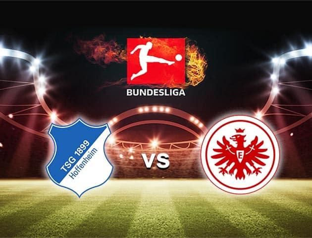 Hoffenheim vs Eintracht Frankfurt, 021/2 / Nhà vô địch quốc gia Đức [Bundesliga]