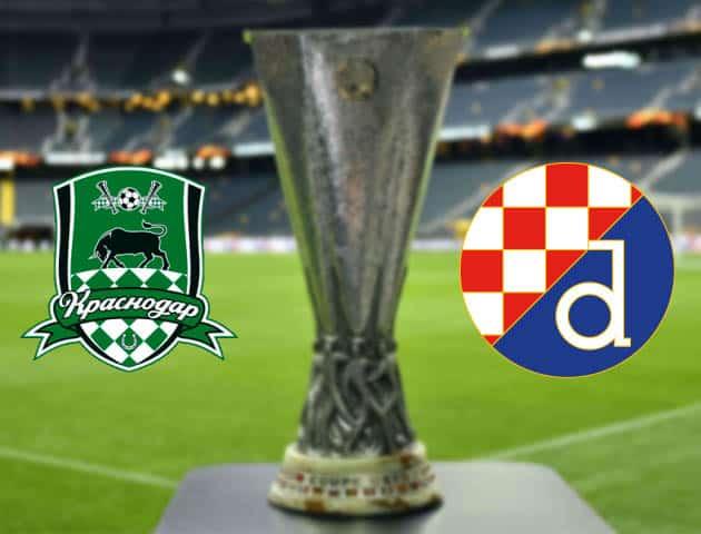 Krasnodar vs Dinamo Zagreb, ngày 19 tháng 2 năm 2021-Cúp C2 châu Âu