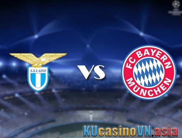 Lazio vs Bayern Munich, ngày 24 tháng 2 năm 2021-Cúp C1 châu Âu