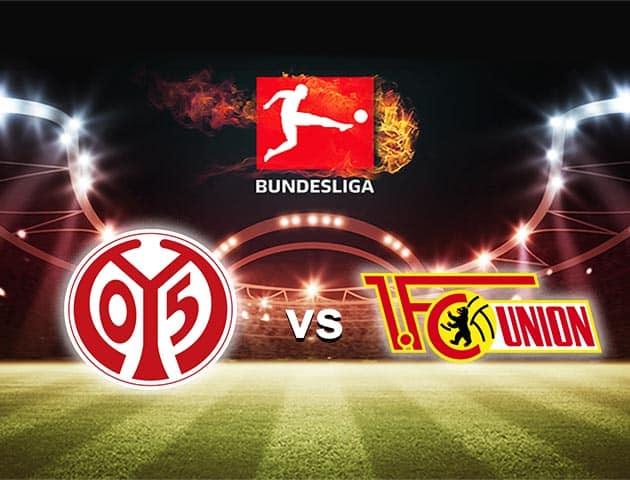 Mainz 05 vs United Berlin, ngày 6 tháng 2 năm 2021-Bóng đá quốc gia Đức [Bundesliga]