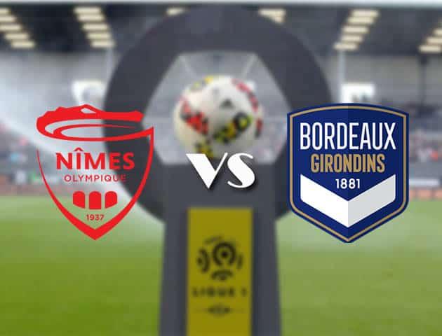Nimes vs Bordeaux, ngày 21 tháng 2 năm 2021-Giải vô địch quốc gia Pháp [Ligue 1]