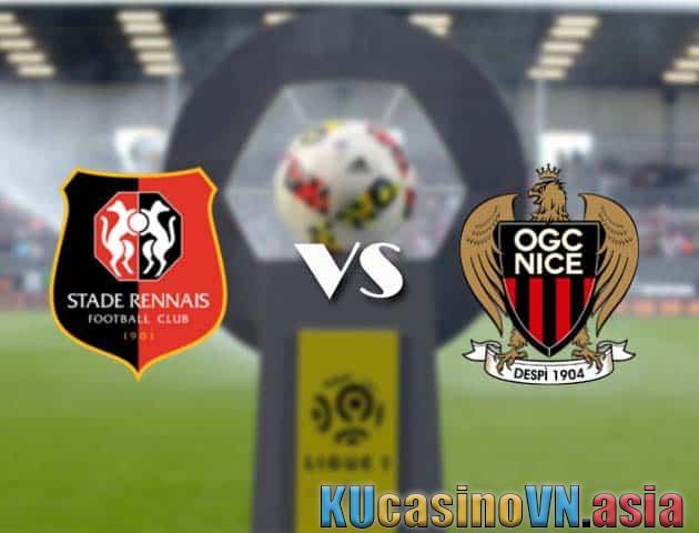 Rennes vs Nice, ngày 27 tháng 2 năm 2021 - Giải VĐQG Pháp [Ligue 1]